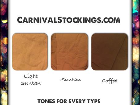 Light Suntan tone now available....
