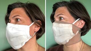 Why Stockings Make CoronaVirus Masks Safer