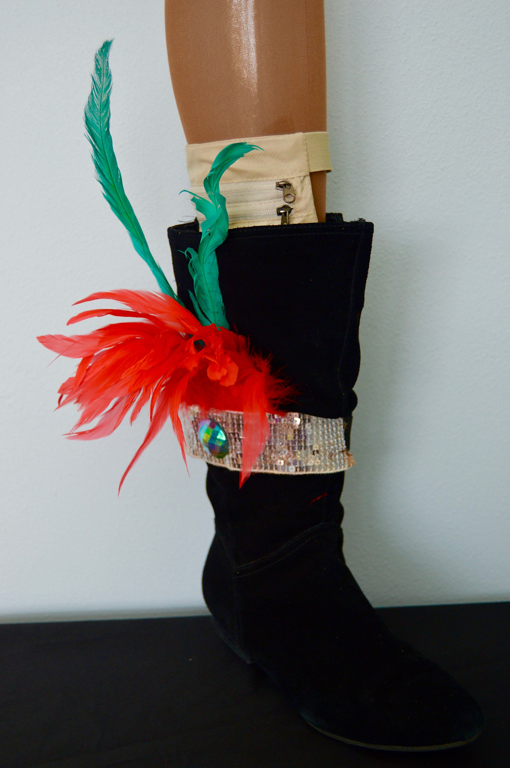 BOOT WALLET BY CARNIVAL STOCKINGS