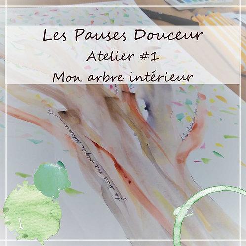 Les Pauses Douceur -Mon arbre intérieur