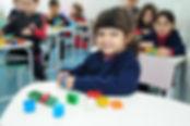 Turma da Educação Infantil