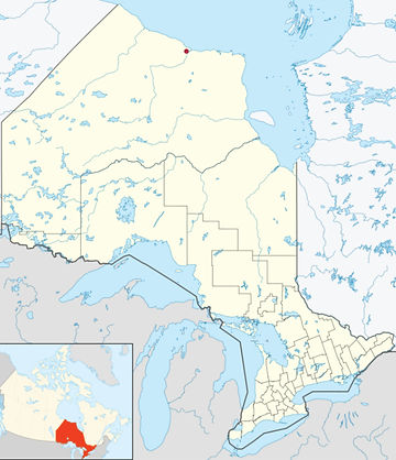 Peawanuck First Nations, Ontario