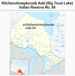 Kitchenuhmaykoosib Inninuwug First Nation