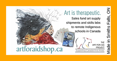 Art for Aid Project Fundraising Ad Helping children in remote Indigenous schools.png