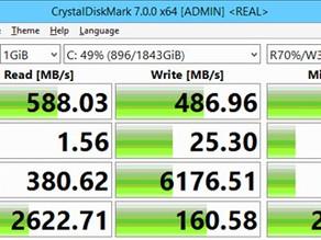 Server Revolution - super speed ahead!
