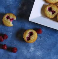 Raspberry friands