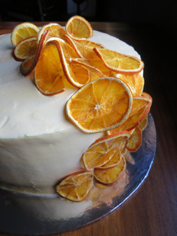 Old fashioned cocktail cake