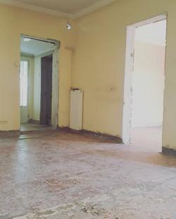 ανακαίνιση παλαιάς οικίας στο Βόλο