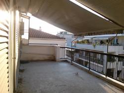το μπαλκόνι - πριν