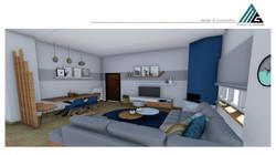 3d σχέδια διαμόρφωση οικίας