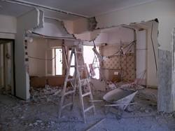 ριζική ανακαίνιση κατοικίας