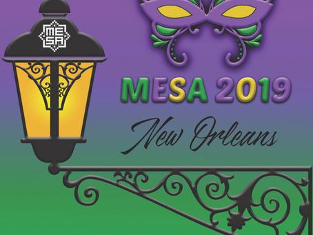 ASA Attending MESA Conference!