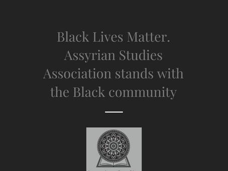 Assyrian Studies Association on Recent Protests