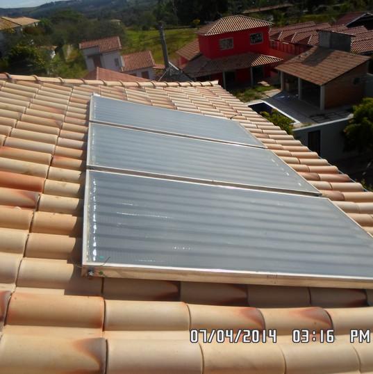 coletores solar