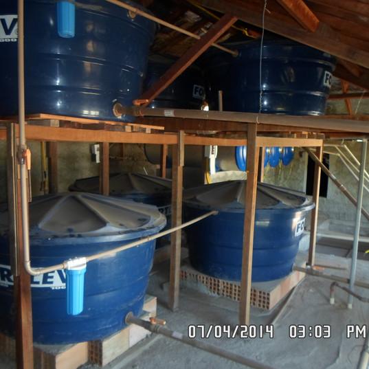 caixas de agua