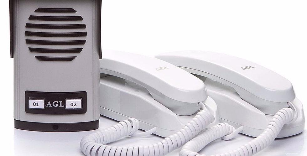 Interfone duplo AGL