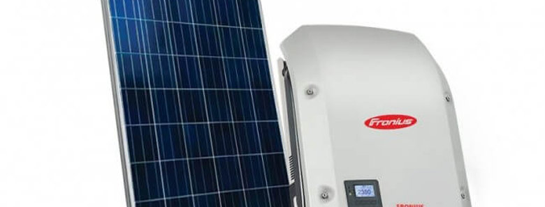 Kit Completo Usina Solar Com 6 Painel Fotovoltaico 2,5800 Kwp