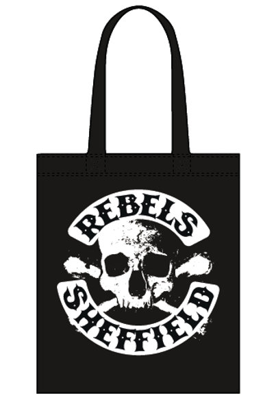 Rebels Sheffield - Canvas Tote Bag