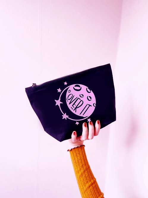 Over It - Make Up/Cosmetics Bag