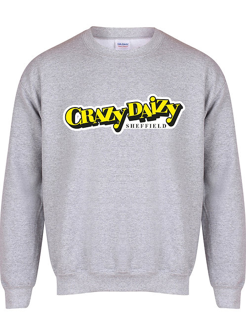Crazy Daizy - Unisex Fit Sweater