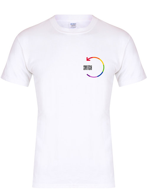 Switch - Pride Range -  Unisex Fit T-Shirt
