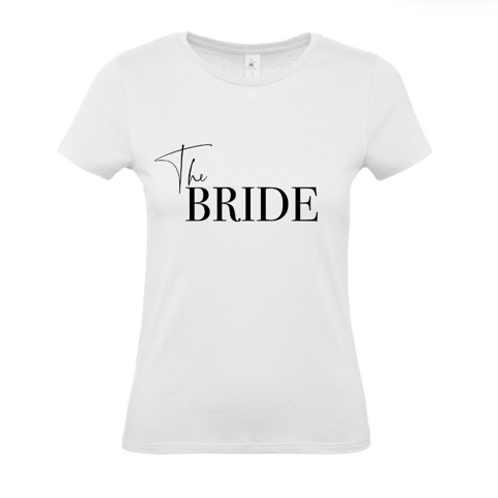The Bride - Non Personalised - Unisex Fit T-Shirt