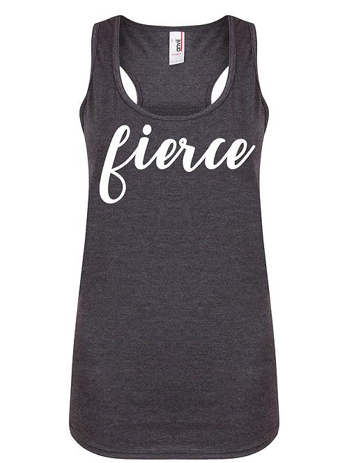 Fierce - Women's Racerback Vest