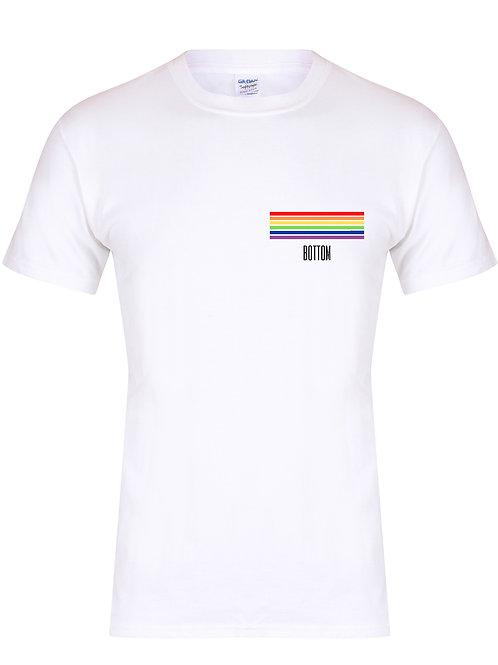 Bottom - Pride Range -  Unisex Fit T-Shirt