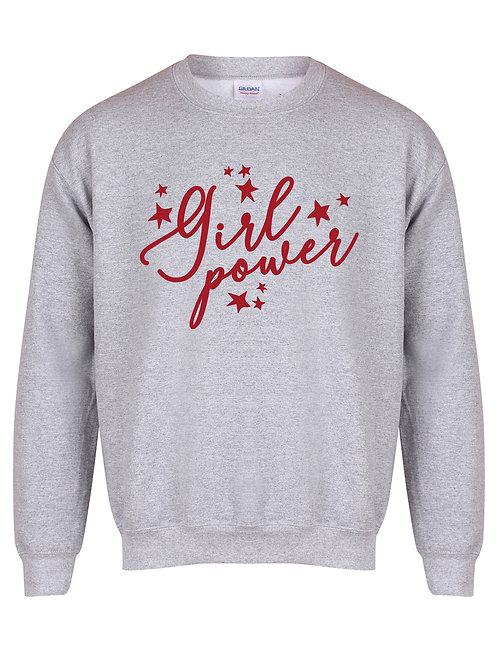 Girl Power - Unisex Fit Sweater