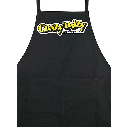 Crazy Daizy - Apron - Black