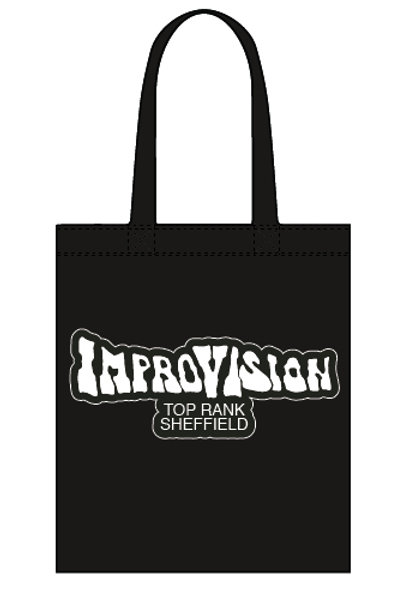 Improvision - Canvas Tote Bag