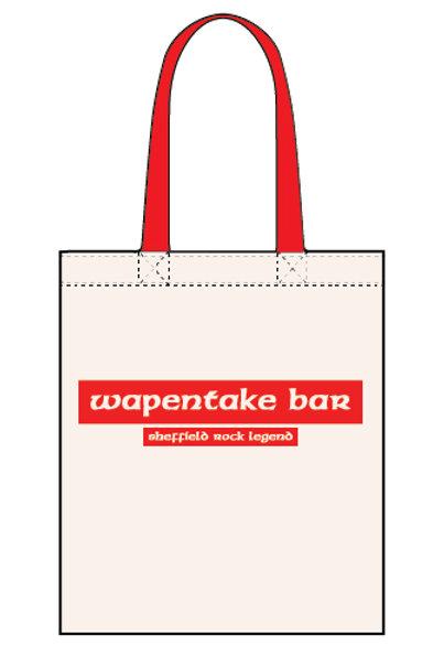 Wapentake Bar - Canvas Tote Bag