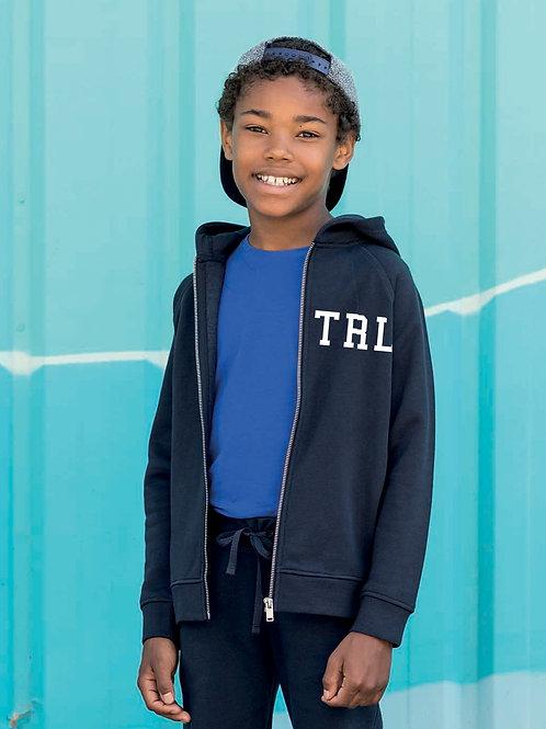Personalised Monogram Tracksuit Set - Hoodie/Sweatshirt with Jogger - Youth