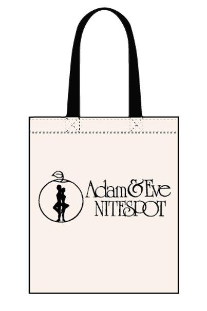 Adam & Eve NiteSpot - Canvas Tote Bag