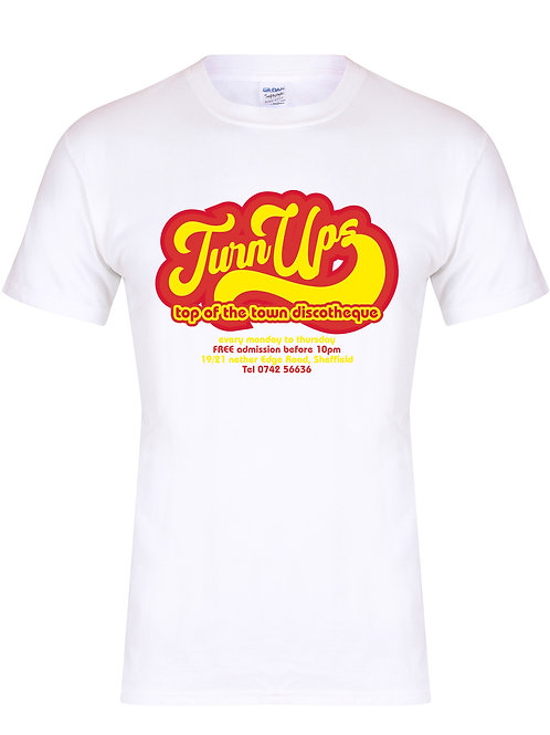 Turn Ups - Unisex Fit T-Shirt