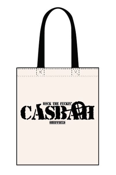 Casbah - Canvas Tote Bag