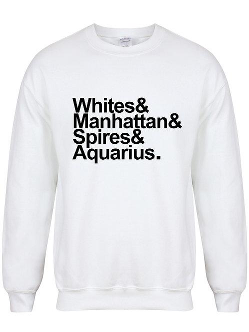 Whites - Unisex Fit Sweater