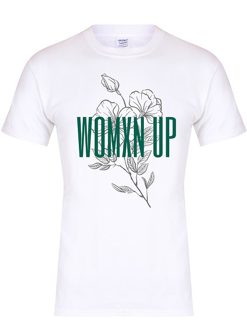 Womxn Up -  Unisex Fit T-Shirt