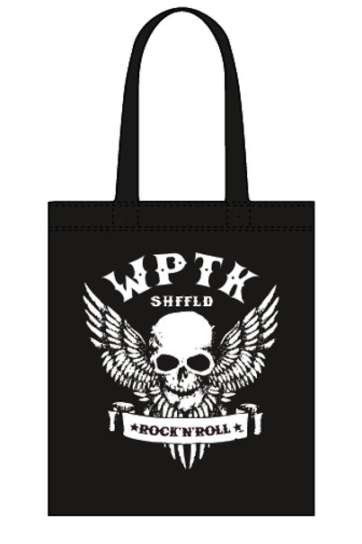 WPTK - Canvas Tote Bag