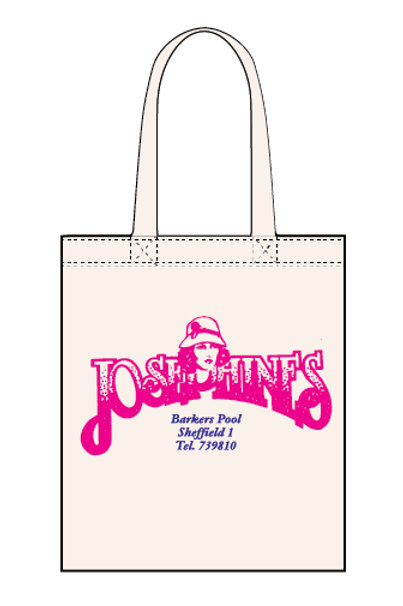 Josephines - Canvas Tote Bag
