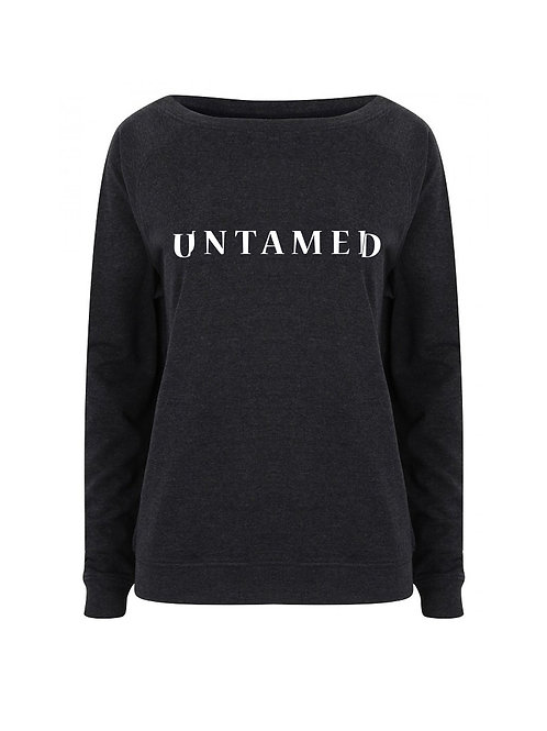 Untamed - Ladies Relaxed Fit Sweater