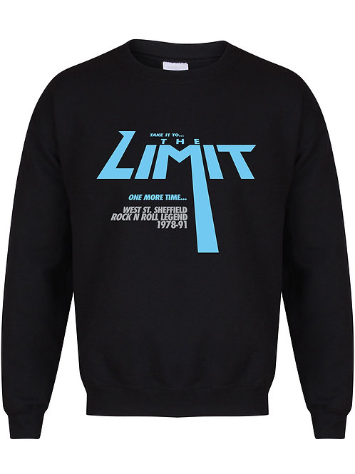 Take It To The Limit - Unisex Fit Sweater