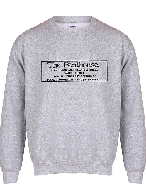 Penthouse - Unisex Fit Sweater