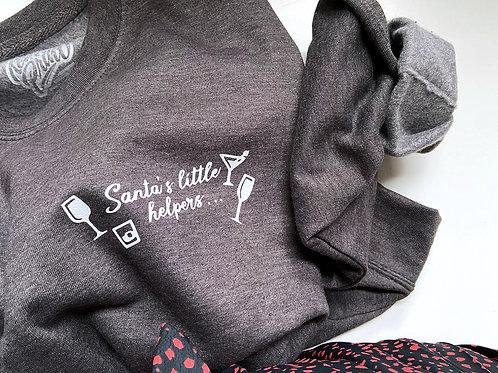 Santa's Little Helpers - Unisex Fit Sweater