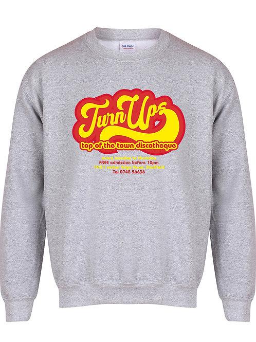 Turn Ups - Unisex Fit Sweater
