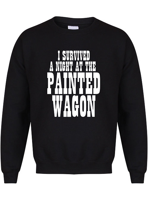 Painted Wagon - Unisex Fit Sweater