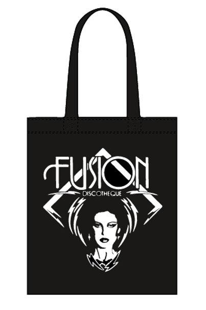 Fusion - Canvas Tote Bag