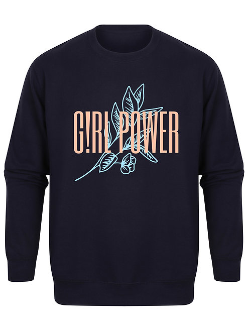 G!rl Power - Unisex Fit Sweater