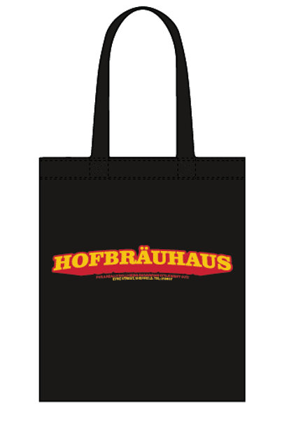 Hofbrauhaus - Canvas Tote Bag