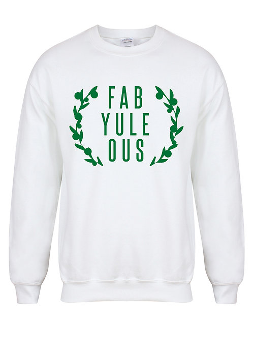 Fab-Yule-Ous - Unisex Fit Sweater